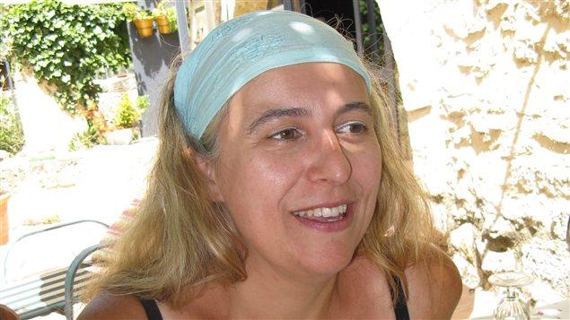 L'auteure Anne Peyrouse