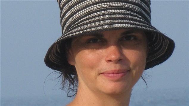 L'auteure Moïra Dompierre