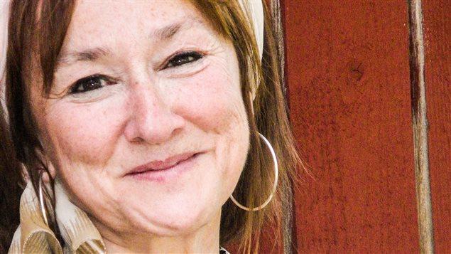 L'auteure Chantal Garand