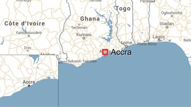 ghana 90 morts dans l 39 explosion d 39 une station service ici radio. Black Bedroom Furniture Sets. Home Design Ideas