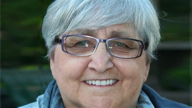 L'auteure Anne De Rome