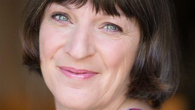 L'auteure Anne-Marie Desbiens