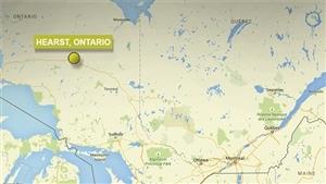 Hearst en Ontario