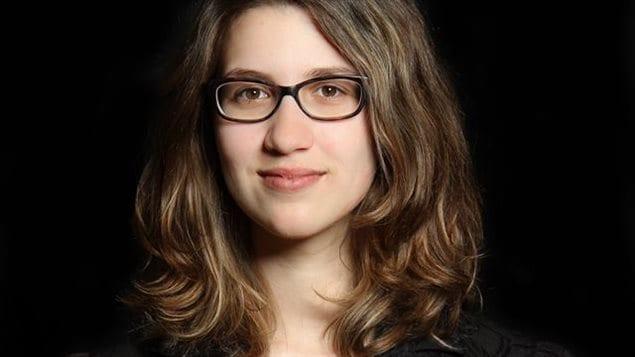 L'auteure Élisabeth Grégoire
