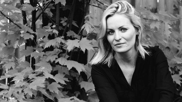 L'auteure Blandine Milette