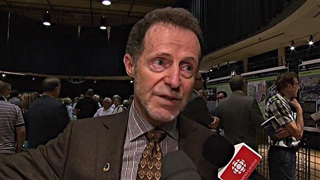 L'ancien conseiller de Hull, Claude Bonhomme, dénonce le projet de Brigil.