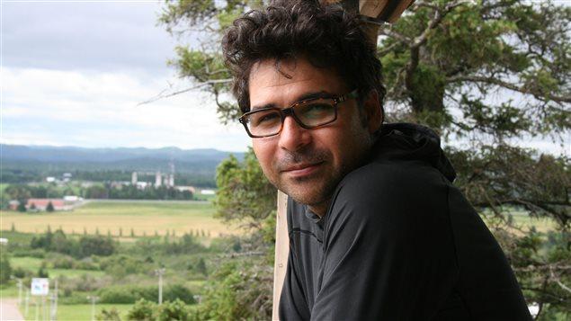 L'auteur Esteban Gonzales