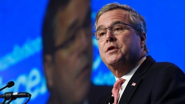 Jeb Bush candidat à l'investiture républicaine