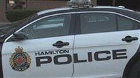 Une autopatrouille de la police de Hamilton