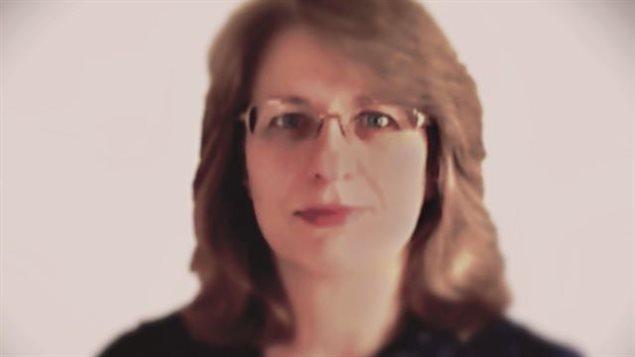 L'auteure Béatrice Mann
