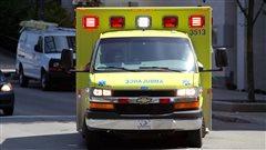Centre-du-Québec:collision mortelle à Warwick