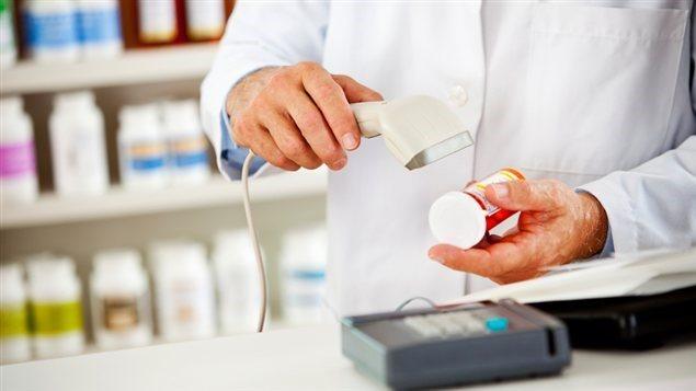 Un pharmacien à l'oeuvre