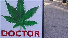 Pas de comptoir de marijuana dans ma ville