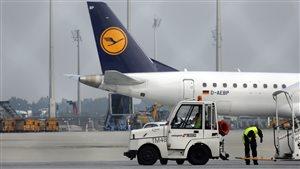 Un appareil de Lufthansa à Munich (archives)