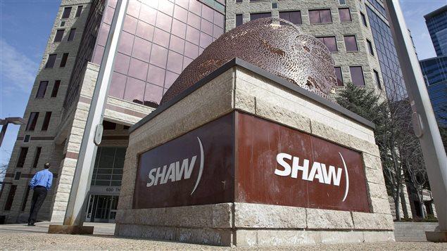 Siège social de Shaw Communications à Calgary