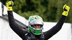 Formule E : Nelson Piquet fils pilote les voitures de l'avenir