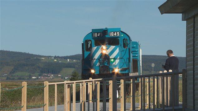 Le train l'Amiral