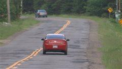 Une route de la Mauricie parmi les pires selon CAA-Québec
