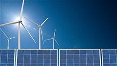 Les énergies renouvelables en plein essor au Canada