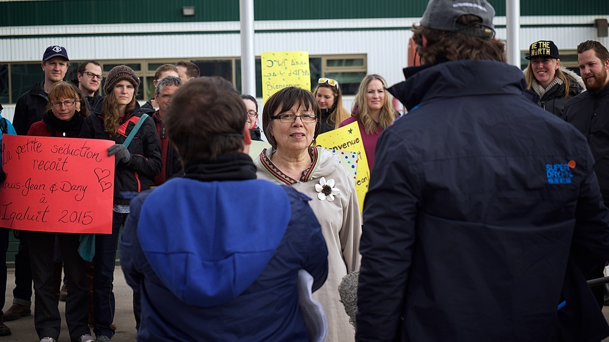 Mairesse d'Iqaluit