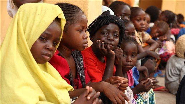 Jeunes femmes africaines
