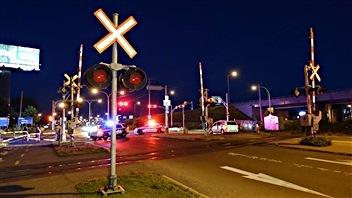 Les 500 passages à niveau les plus à risque d'accident au pays
