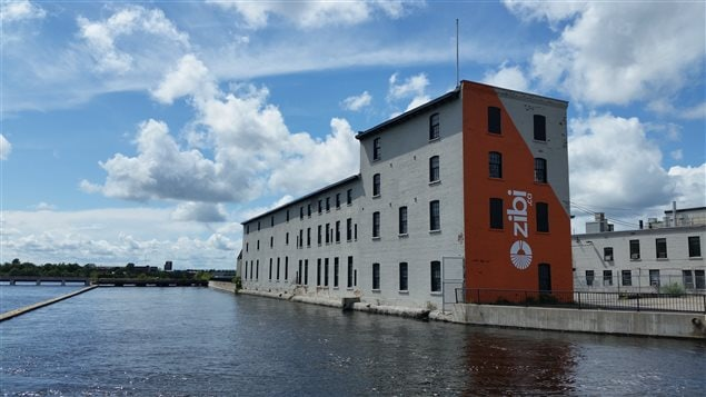 L'entreprise Windmill veut lancer les travaux de son projet immobilier et commercial Zibi, sur les anciens terrains de l'usine Domtar, dans le secteur de Hull.