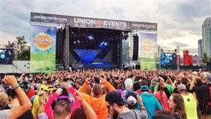 Chasing Summer est le festival de musique électronique le plus important de l'ouest du Canada.