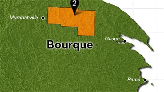 Près de Murdochville, le site Bourque recèle un potentiel de gaz naturel qui reste à vérifier