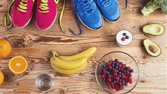 La science olympique : La nutrition des athlètes