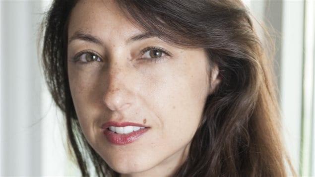 L'auteure Mirna Boyadjian