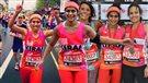 Une marathonienne brise le tabou autour des menstruations