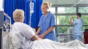 Peu d'infirmières acceptent de prescrire des médicaments