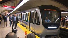 Un nouveau train AZUR chaque mois dans le métro de Montréal