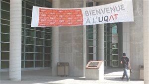 C'est la rentrée à l'Université du Québec en Abitibi-Témiscamingue (UQAT)