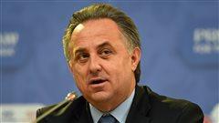 Vitaly Mutko à la tête de la Fédération russe de soccer jusqu'en 2020
