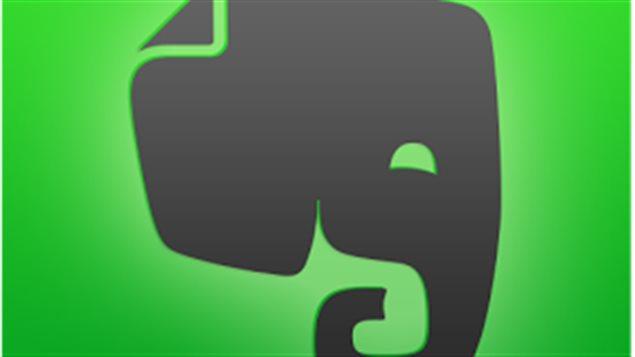 Le logo de Evernote