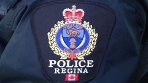 L'écusson du Service de police de Regina