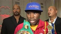 Stevenson boxera au Québec le 16 juillet