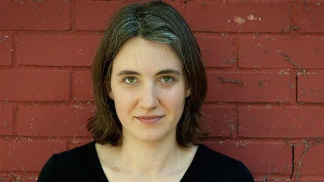 La libraire et musicienne Myriam Gendron