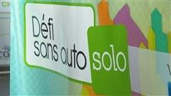 Roulons VERT lance sa campagne du Défi sans auto solo