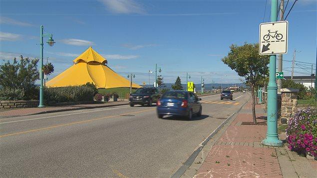 Une partie de la rue Arnaud sera réaménagée pour les cyclistes et les piétons