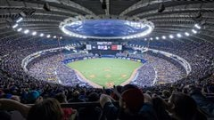 Blue Jays et Pirates au stade olympique