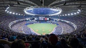 Duels Blue Jays/Red Sox en avril 2016 au Stade olympique