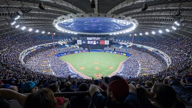 Duels Blue Jays/Red Sox en avril 2016 au Stade olympique