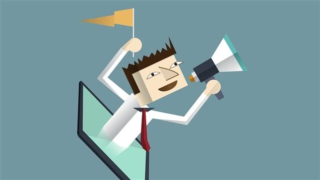 Il est de plus en plus difficile d'attirer l'attention des utilisateurs au moyen de publicités sur Internet.