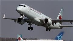 Des passagers d'Air Canada en colère après avoir été coincés deux jours à Manchester