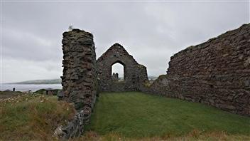 Des fortifications à l'île de Man