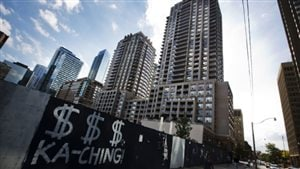 Condos are now often the only thing first time buyers can afford in marets like the Greater Toronto area, and Greater Vancouver area, as prices for detached homes continue to climb, now over a million dollars on average.