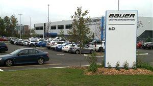 Les nouvelles installations de Bauer à Blainville.
